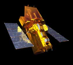 Swift satellite. Image from http://swift.gsfc.nasa.gov/